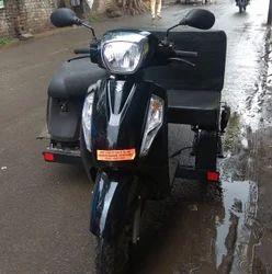 Suzuki Access Three Wheeler Scooter