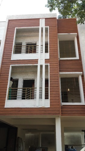 Front Elevation Tiles In Bangalore : Fiber cement plank at rs square feet varanasi
