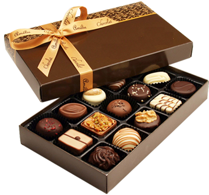 Corporate Chocolate Gift Box