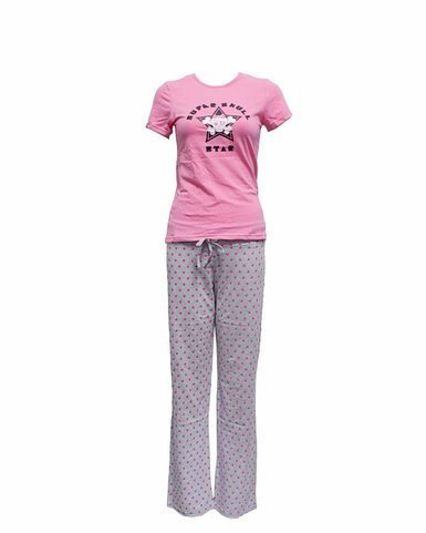 Ladies Cotton Pajama Set 554ba65d3