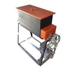 agarbatti powder mixing machine