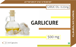 Nutra Grace Garlicare Garlic Oil Capsule, 30's