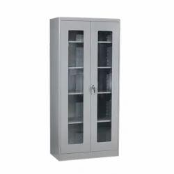 Powder Coated Industrial Storage Cupboard, 5 Shelves