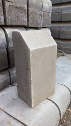 Grey Concrete Press Mould Kerb Stone for Landscaping