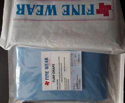 Disposable Surgical TURP Drape