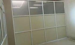 Aluminum Partition
