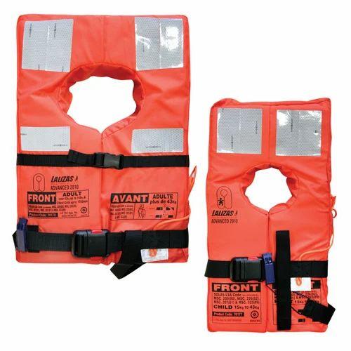 EPE Foam Adult Life Jacket for Sea Patrolling