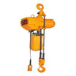 Double Speed Electric Chain Hoist