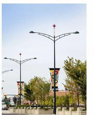 Decorative Light Poles decorative light poles | valmont | manufacturer in magarappata