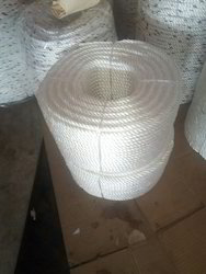 Polyester White Rope