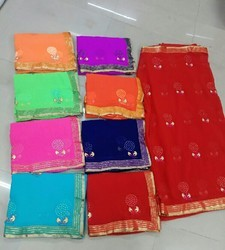 Fancy Embroidery Sarees