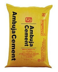 Ambuja Cement, Packaging Size: 50 Kg, Cement Grade: Grade 53