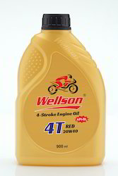 Wellson 4 Stroke Engine Oil