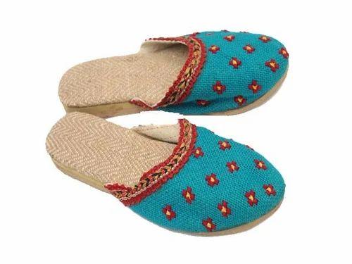 best price sells uk cheap sale Women Jute Sandal Ladies Jute Footwear, Rs 270 /pair, Sandip ...