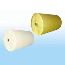 Unsaturated Crepe Paper