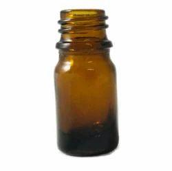 5 ML Amber Glass Bottles Dropper Type