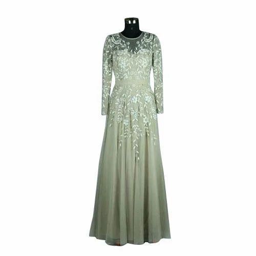 3682b424db8 Western Party Ladies Designer Gown