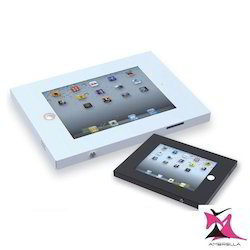 Anti Theft Steel iPad Enclosure - IM01APAD12