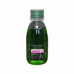 Levosalbutamol Ambroxal & Guaiphenesin Syrup
