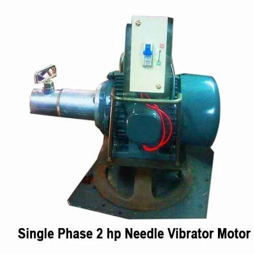 Body Concreat vibrator 101