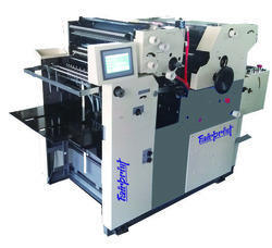2 Color Satellite Offset Printing Machine