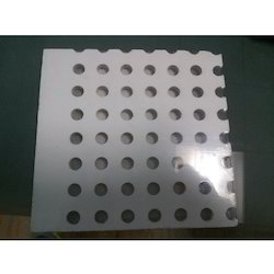 Round Hole Calcium Silicate Tiles