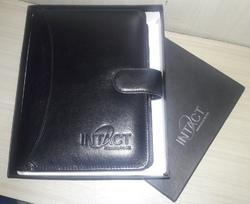 Leather Planner Cover