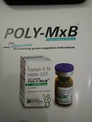 Poly Mxb 500000 IU Injection