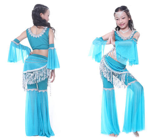 Belly Dance Dress at Rs 700 /piece | Belly Dance Costume | ID ...