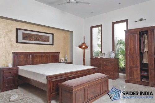 Wooden Bedroom Interior Furniture For Home Hotel India In