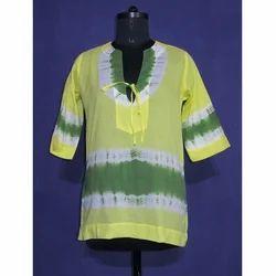 Designer Tie and Dye Kurtis