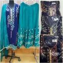 Garara Suit Hand Work