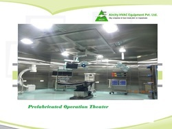 Prefabricated Operation Theater