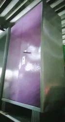Small Iron Cupboard