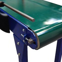 Automatic Stainless Steel Belt Conveyors, Length: 60-100 feet