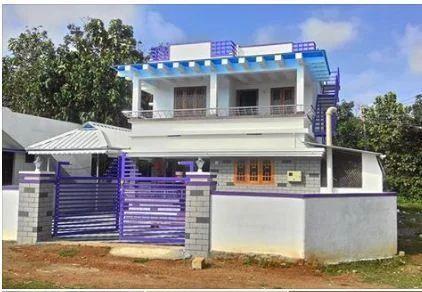 Dream House Vadakkencherry In Palakkad By Ubs Villas Id