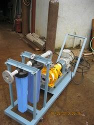 Portable Batch Filtration System