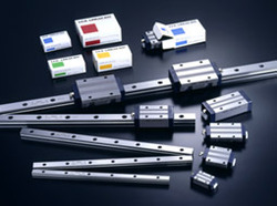 Linear Way H Rolling Guides