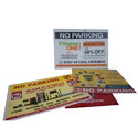 Sunpack Sheet Printing Service