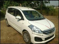 Ertiga Car For Travelling