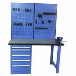 SHAHJI 880mm(h)*1500mm(w)*800mm(d) Work Bench
