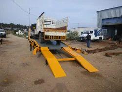Ramp Type Recovery Crane