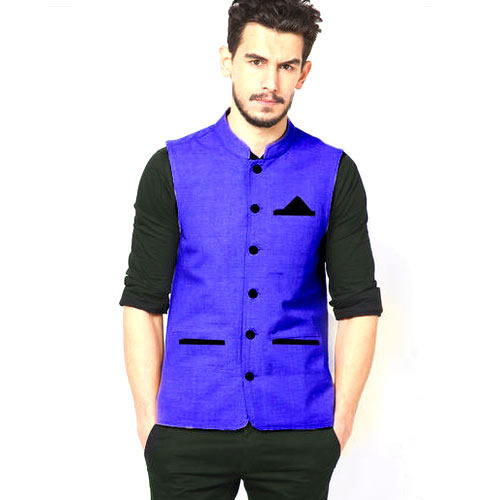 Cut Sleeve Jackets For Men
