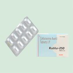 Cefuroxime Axetil Tablets I.P.