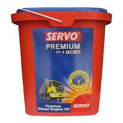 Engine Oil  Premium Cf 4 15w40
