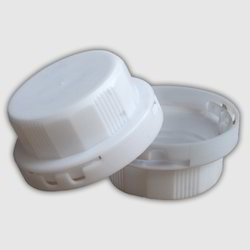 White Plastic Pesticide Bottle Caps, Pesticides