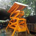Multistage Scissor Car Lift