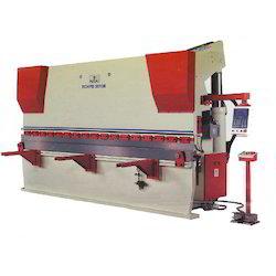 Purvaj Automatic Rear Cylinder CNC Hydraulic Press Brake