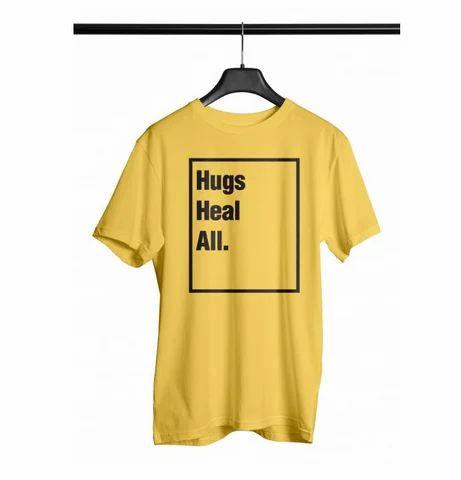 aafd1282d Slogan Tees Men T Shirts at Rs 220 /piece(s) | Cbd Belapur | Navi ...