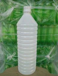 1000 Ml White PET Bottle